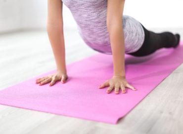 Ćwiczenia różnych partii mięśni